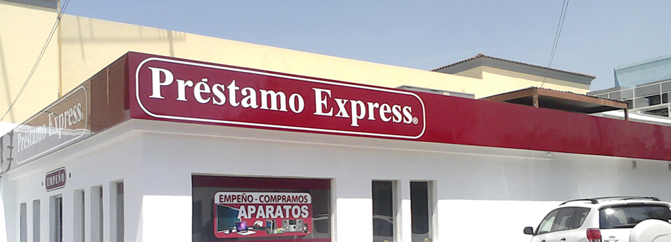 Prestamo-express
